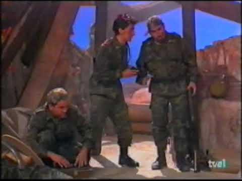 Cruz y Raya Salvad al soldado Ryan con Andrés Pajares