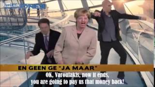 RAP BATTLE - DIJSSELBLOEM vs VAROUFAKIS (with special guests)
