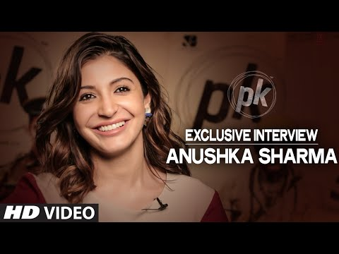 Exclusive: Anushka Sharma Interview | Pk | Aamir Khan video