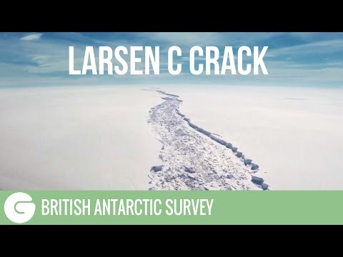 The Larsen C Crack