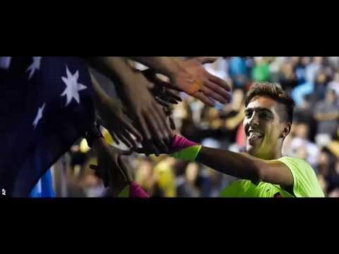 Australian Open 2015 Rafael Nadal through, Ana Ivanovic out