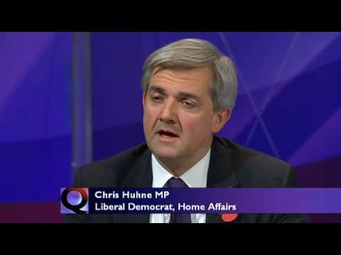 BNP Nick Griffin on BBC Question Time Part 4