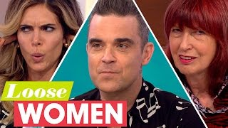 Did Robbie Williams Sleep With Janet Street-Porter?! | Loose Women