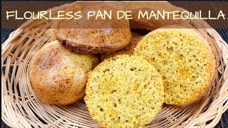 FLOURLESS PAN DE MANTEQUILLA | KETO DINNER ROLLS | KETO AND LOW CARB DIET