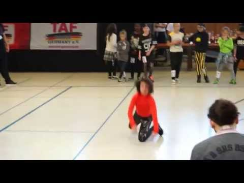 Denise 2.platz Solo Girls Kinder Nnod 2014 Wallenhorst video