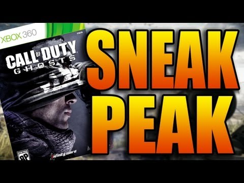 Call of Duty GHOSTS - Sneak Peak, More Teasers Deciphered, Setting, Campaign, more! (COD Ghost Info)