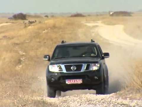 В Крым из Харькова на Nissan Pathfinder и Renault Latitude. Часть 2