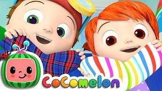 The Socks Song   Nursery Rhymes & Kids Songs   Cocomelon (ABCkidTV) Nursery Rhymes & Kids Songs