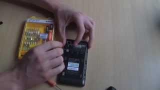 Как разобрать Lenovo P780.