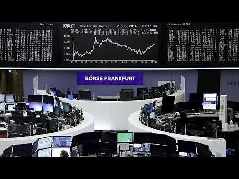 """Référendum britannique : la bourse vote """"Bremain"""" - economy"""
