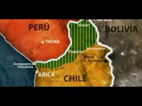 Chile Bolivia Mar Bolivia no Tiene Mar Por