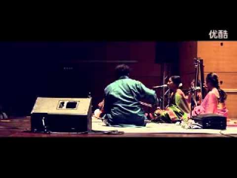 Bombay Jayashri sings Pi's Lullaby at Hangzhou Grand Theatre
