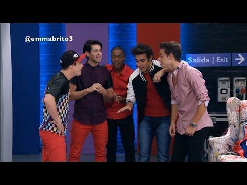 Violetta 3 - Los chicos y chicas se preparán para el show (03x80)