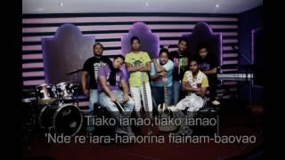 Rindra tarika tiako ianao Lyrics 2017