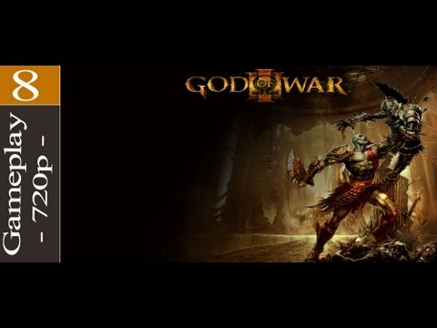 |8| God Of War 3|Capitulo 2|Jueces del Inframundo|Parte final||Español|