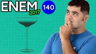 download musica 🔥 ENEM 2017 Matemática 05 👉 Área da Bandeja com as Taças questão bugante
