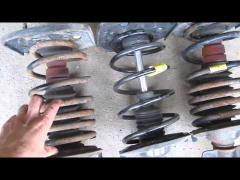 Replace Rear Struts - Monroe Quick Strut
