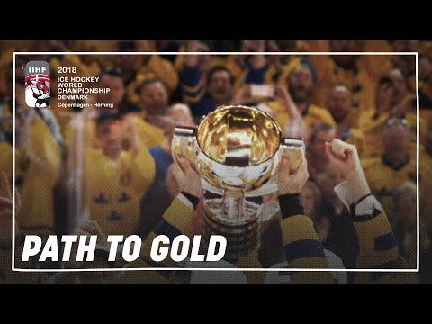 Sweden's Path to Gold | #IIHFWorlds 2018