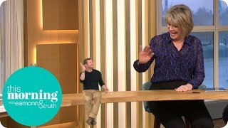 Mini Dermot O'Leary Previews His New Show Small Fortune   This Morning