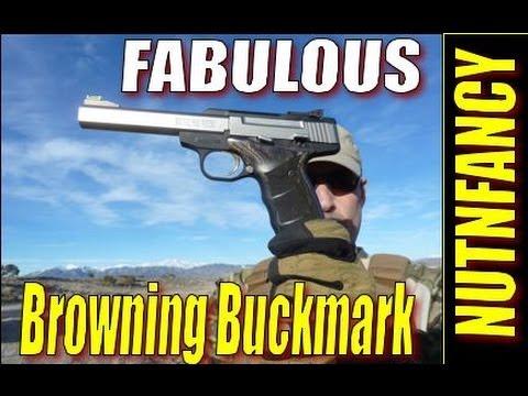 The Fabulous Browning Buckmark [FULL REVIEW] HD