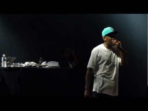 Tyler, The Creator - Tamale Live @Trabendo PARIS 2013 HD