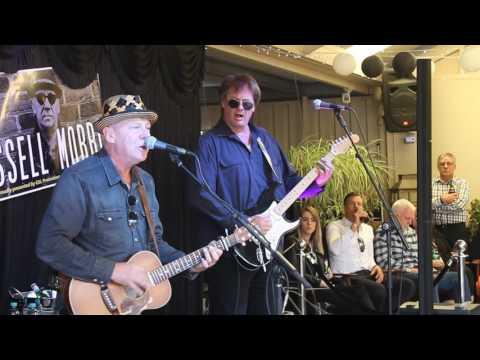 Russell Morris & Co - BLACK DOG BLUES-  House Concert - 23/10/16 - Adelaide