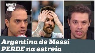 """""""Messi não deveria NUNCA MAIS jogar pela Argentina!"""" Veja DEBATE!"""