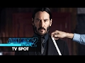 John Wick: Chapter 2 (2017 Movie) Official Pre Game TV Spot – 'Shade'