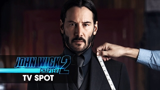 John Wick: Chapter 2 (2017 Movie) Official Pre-Game TV Spot – 'Shade'