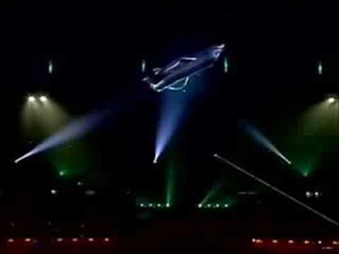 2005 アジア競技大会 セレモニー 飛行船