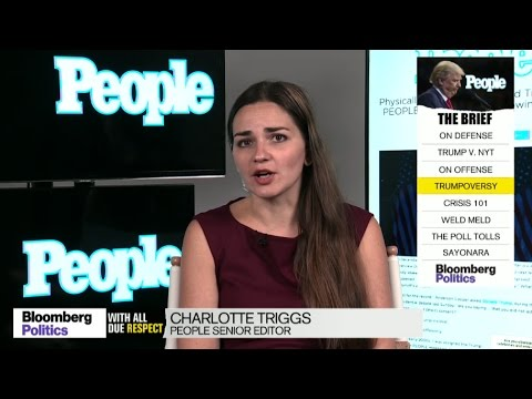 People Magazine Senior Editor Stands By Trump Story