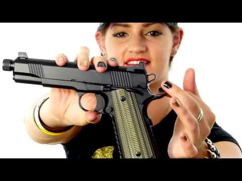 Nighthawk Custom AAC 1911 & Review - HOLY 1911s, BATMAN! - FateofDestinee
