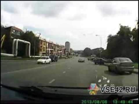 Стрельба на дороге в Кемерове