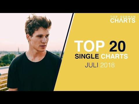 TOP 20 SINGLE CHARTS ▸ JULI 2018