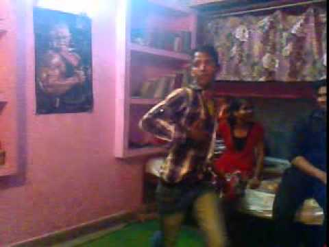 Krish movi song dil na diya  wasim dance