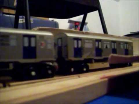 Wooden Railway R32 (N) Train