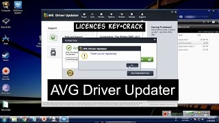 AVG Driver Updater Pro [Crack+Serial Key]