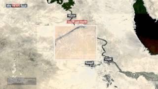 العراق.. تهديد قاعدة عين الأسد الجوية