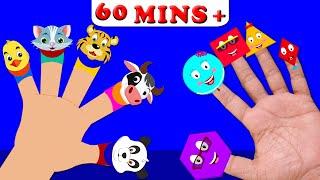 Finger Family | Finger Family Collection | Finger Family 1 hour