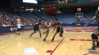 Dayton Women's Basketball - Purdue Postgame