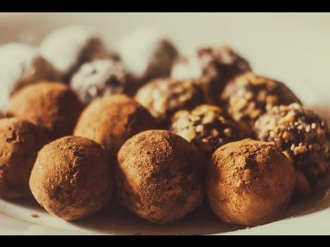 Zdrowe, Dietetyczne Słodycze #1 - Czyli Jak Zrobić Nieziemski Marcepan?