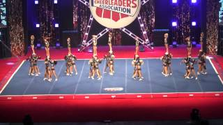 Cheer Athletics Panthers 03/01/2014