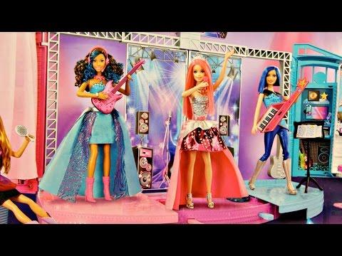Concert On The Rock Scene / Koncert Na Scenie Rockowej - Barbie In Rock `n Royals
