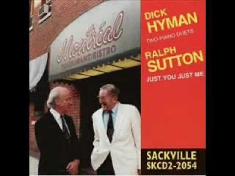 Fats Waller - Viper's Drag (Dick Hyman, Ralph Sutton - Two Piano Duet)