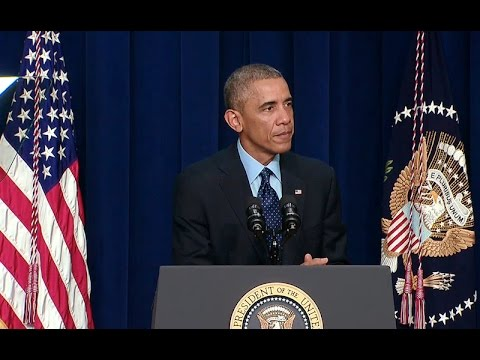 The President Delivers Remarks at the Global Health Security Agenda Summit
