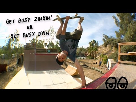 Get Busy Zingin' Or Get Busy Dyin'