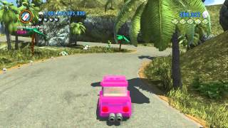 LEGO City Undercover Vehicle Guide - All Compact Vehicles in Action