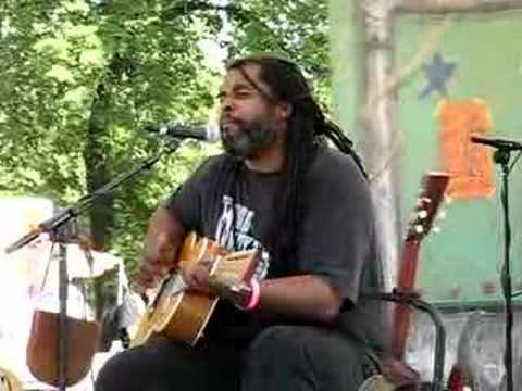 Alvin Youngblood Hart Gallow's Pole