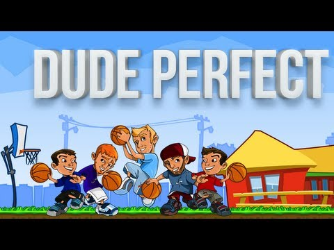 Dude Perfect Game | iPhone, iPod, iPad, & Android