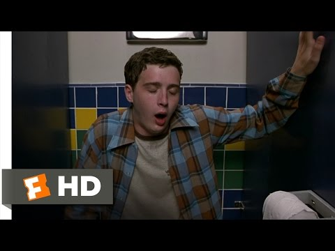 American Pie (10 12) Movie Clip - Finch Has Diarrhea (1999) Hd video